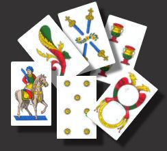 Torneo di scopa pro loco capracotta for Due di bastoni carte napoletane