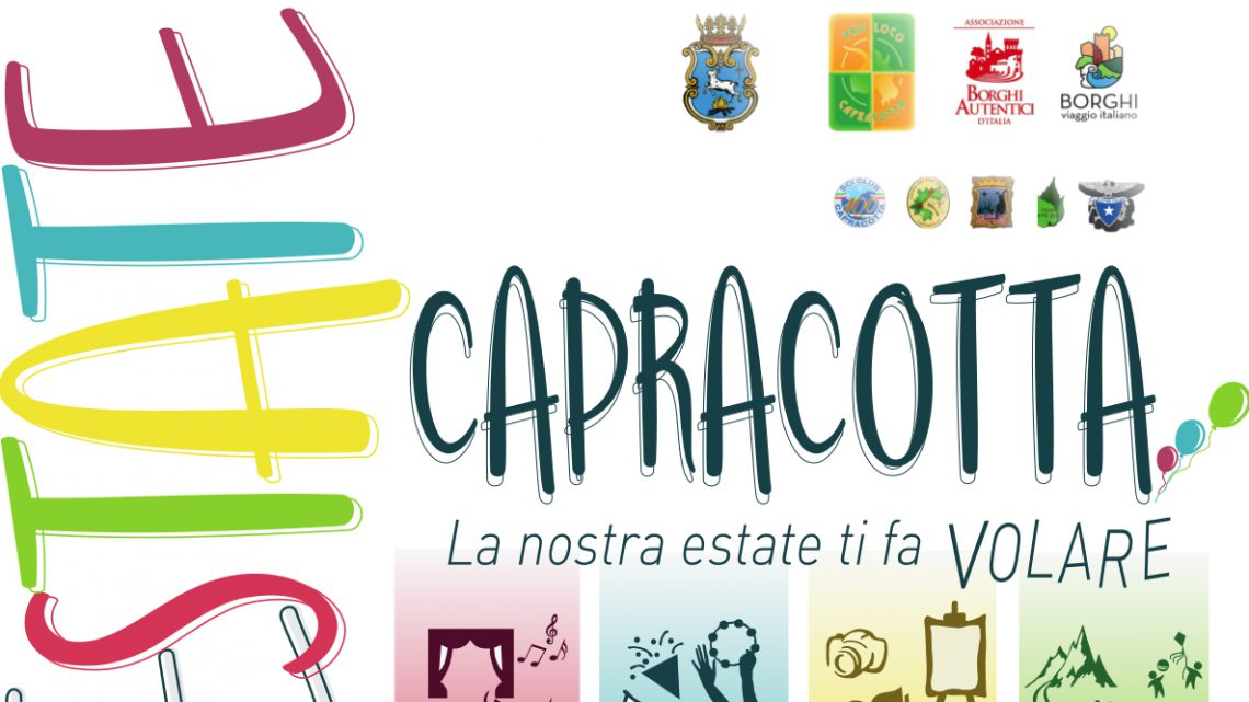 Programma Estate Capracottese 2017
