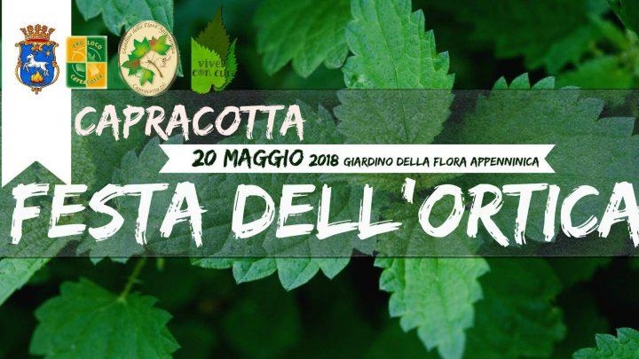 Festa dell'Ortica – 20 Maggio 2018