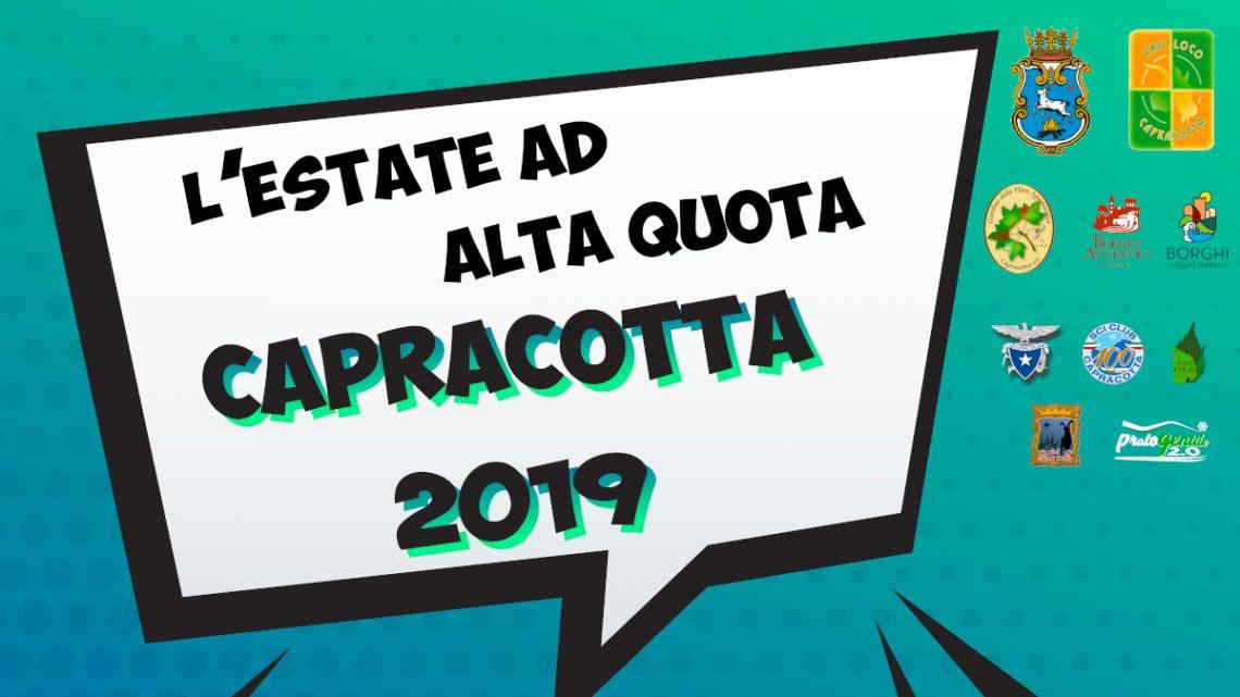 """Programma Estate 2019 """"L'Estate ad Alta Quota"""""""