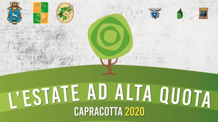 L'Estate ad Alta Quota – Estate Capracottese 2020